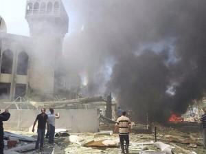 Libanon: Viele Tote durch Anschläge in Tripoli ZEIT ONLINE @zeitonline