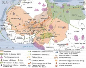 El conflicto en Mali