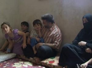 Refugiados sirios en Líbano. Fuente: Wikimedia Commons