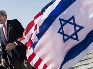 John Kerry en Tel Aviv