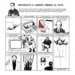 """Entrevista a """"El Roto"""" en diez viñetas"""