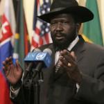 Salva Kiir, el presidente de Sudán del Sur o el africano con sombrero de cowboy