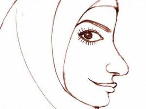 Autoretrato de Doaa Eladl
