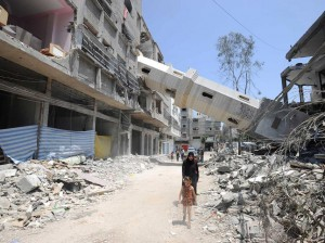08-08-2014Gaza_Destruction