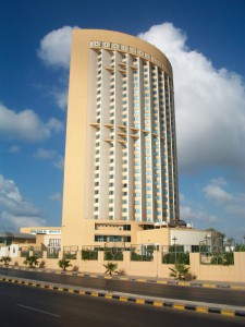Hotel Corinthia. Imágen de Abdull-Jawad Elhusuni