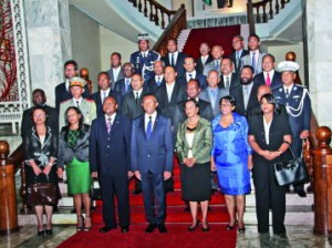 Nouveau gouvernement malgache