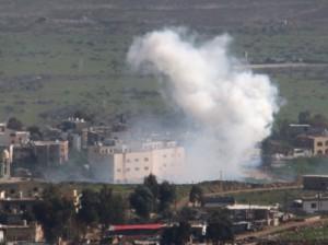 Zona en la que se ha producido el ataque. Foto: Reuters