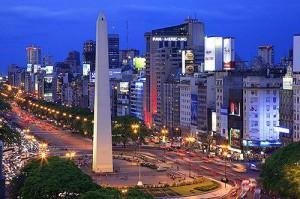 Buenos Aires (Argentina) Puesto 286 PIB per cápita -2,8%