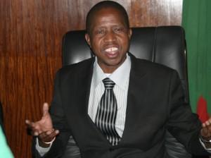 Edgar Lungu, presidente de la república de Zambia / vía Nedobandam