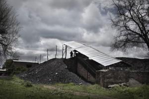 Mina de carbón Collum, al sur del país / vía New Yorker