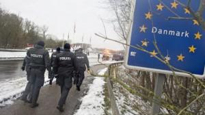 Policías en Dinamarca. Fuente: El País