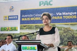 Fuente de la imagen: Twitter Dilma Rousseff