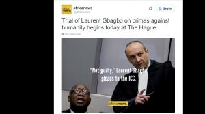 Tweet Gbagbo