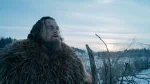 Leonardo DiCarpio en 'El renacido'
