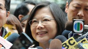 Tsai Ing-wen prensa PDP Taiwán II