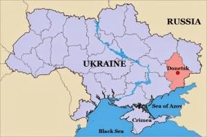 República Democrática de Donestsk, la más afectada de Ucrania