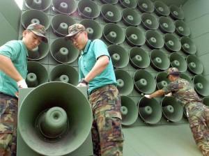 Altavoces de Corea del Sur