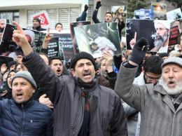 manifestacion arabia