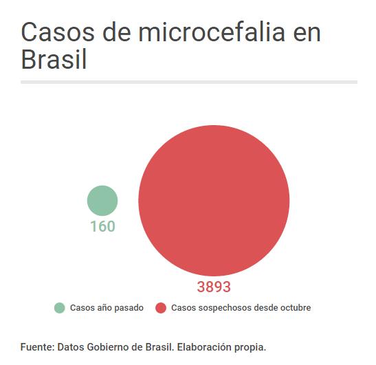 Casos microcefalia en brasil