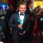 Leonardo DiCaprio, galardonado con el Premio SAG a mejor actor protagonista por su papel en 'El renacido'