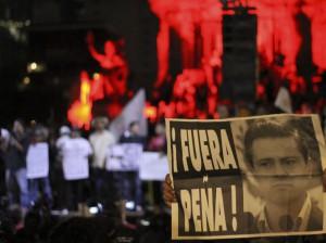 Crisis de gobernabilidad en México