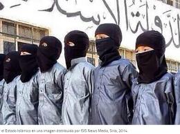 Niños del ISIS