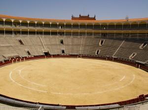 Plaza de toros de las Ventas, Madrid. EFE