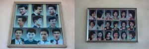 Estilos peinados, Corea del Norte. Fuente: Excelsior.