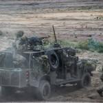 Maniobras militares de la OTAN en Polonia. Foto: NATO