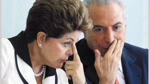 La candidatura Rousseff-Temer bajo sospecha por presunto fraude
