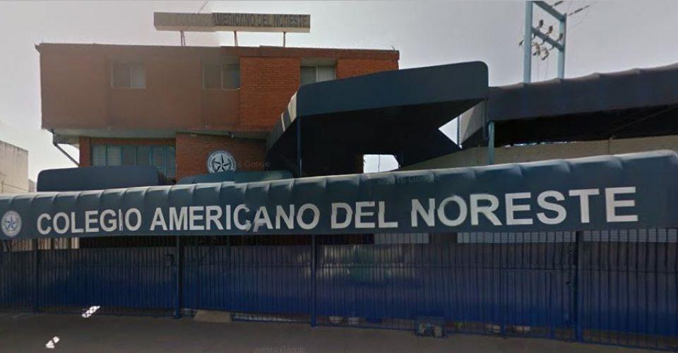 Colegio Americano del Noreste. Nuevo León. Fuente: Google Maps