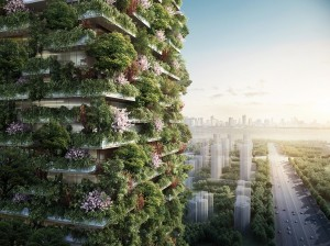 Nianjing Vertical Forest