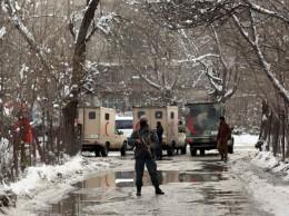 Policía afgana