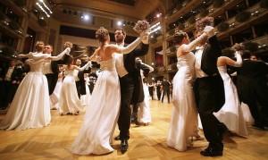 Baile de la Ópera de Viena