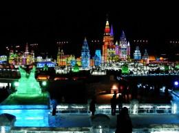 Harbin ciudad de hielo y fuego