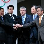 El COI hace oficial la participación de 22 atletas norcoreanos en los JJOO de Invierno de 2018
