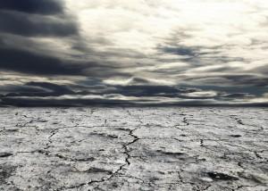 Imagen de una sequía. Fuente: Pixabay