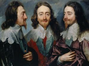 'Carlos I', de Anton Van Dyck