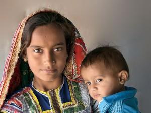 Madres desde la infancia. Fuente: Naciones Unidas.