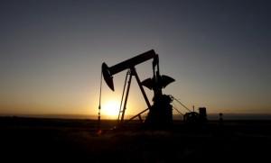 Una de las extracciones de petróleo. FUENTE: Agencia EFE