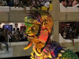 Violencia en el Carnaval de Rio de Janeiro 2018 Brasil