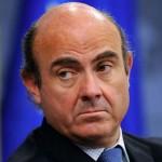 El Parlamento Europeo descarta a De Guindos y apuesta por el candidato irlandés para el BCE