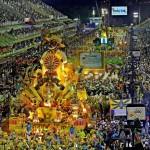 Río de Janeiro enciende las ganas de carnaval en el Sambódromo