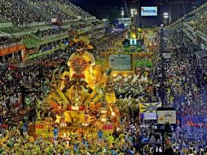 Carnaval Rio de Janeiro 2018