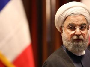 Presidente de Irán, Hasán Rohani